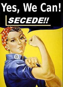 Secession is empowerment